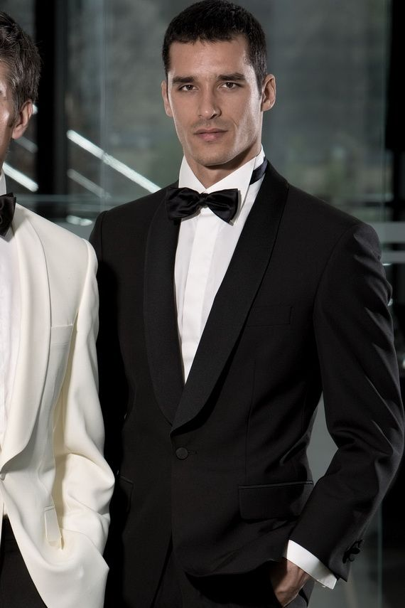 Black Suits for Men 2014 - Dark Tuxedo for Boys 2014 | CHESTI DE ...
