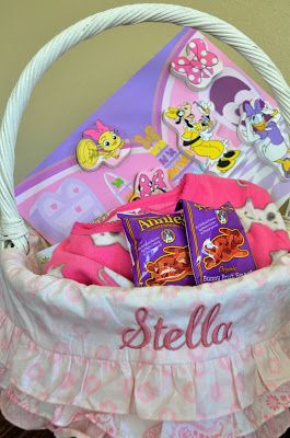 Everythings hunky dorey easter baskets toddler girl easter basket everythings hunky dorey easter baskets toddler girl easter basket easter basket for girl negle Image collections