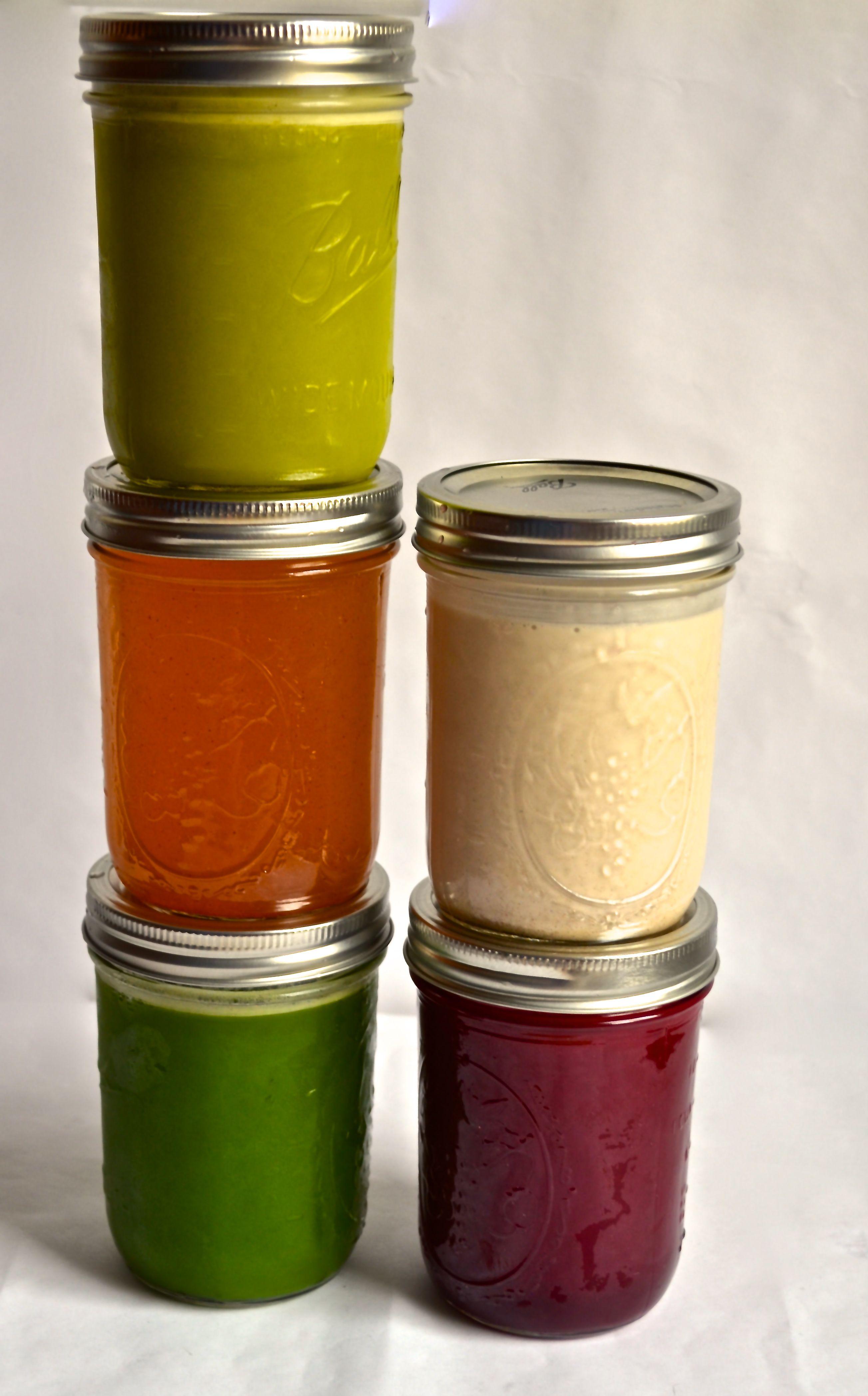 Diy blue print juice cleanse juice cleanse shopping list