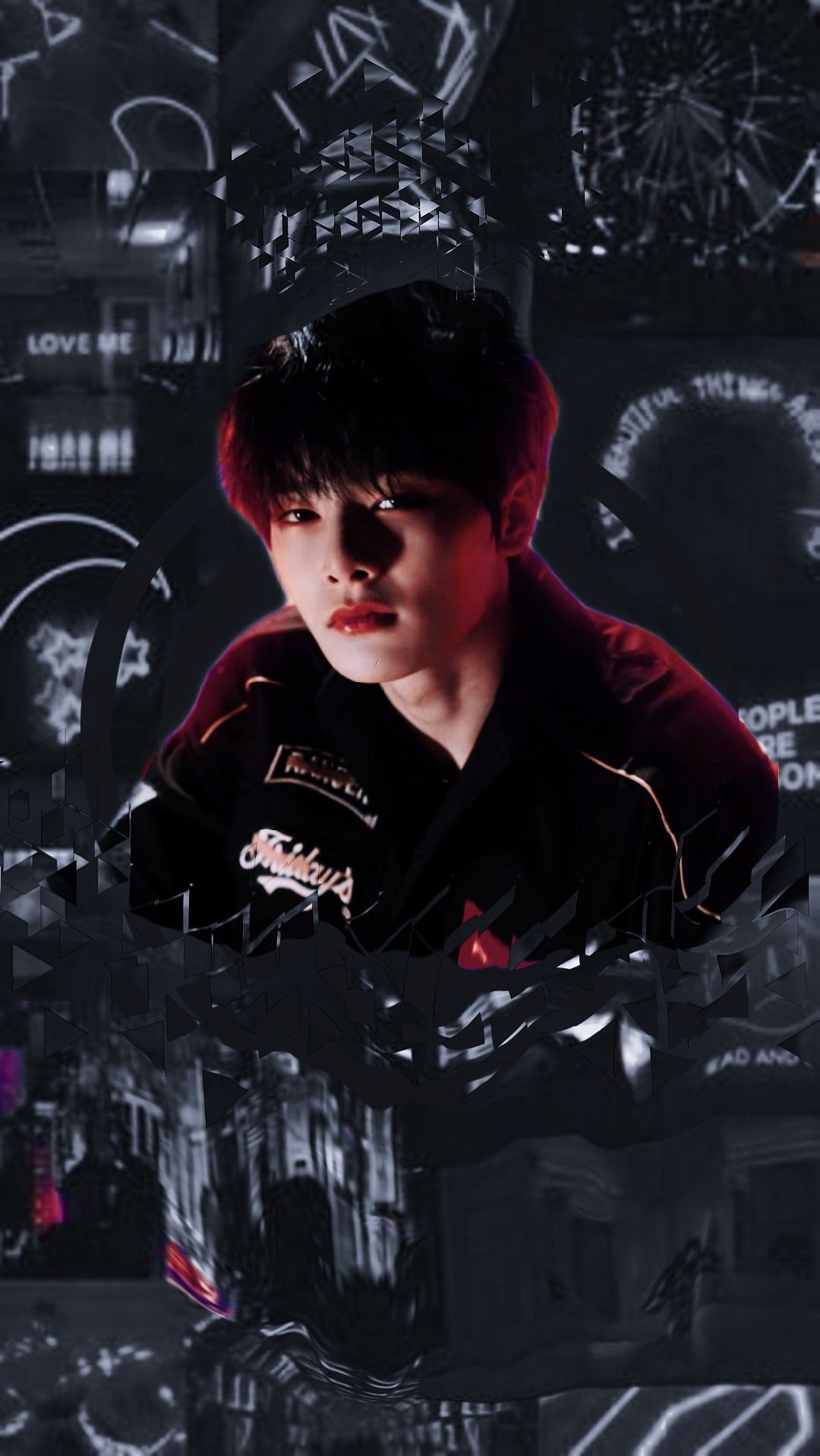 Straykids Go Live Wallpaper Hd Edit In 2020 Live Wallpapers Wallpaper Photoshoot