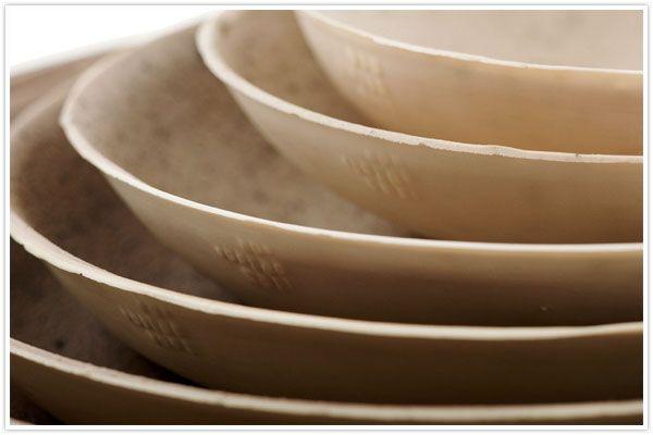 kirstie van noor ceramics pottery porcelain dinnerware bowls plates dishes art artist photou0027s colors clay & Featured Artist :: Kirstie Van Noort | Porcelain dinnerware ...