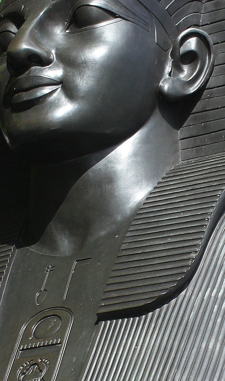 Sphinx on Victoria Embankment, London