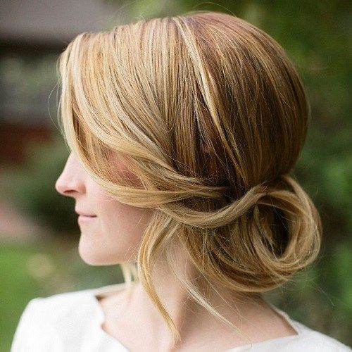 Side Bun Hairstyles Glamorous 20 Side Bun Hairstyles For Every Day And Special Occasions  Side