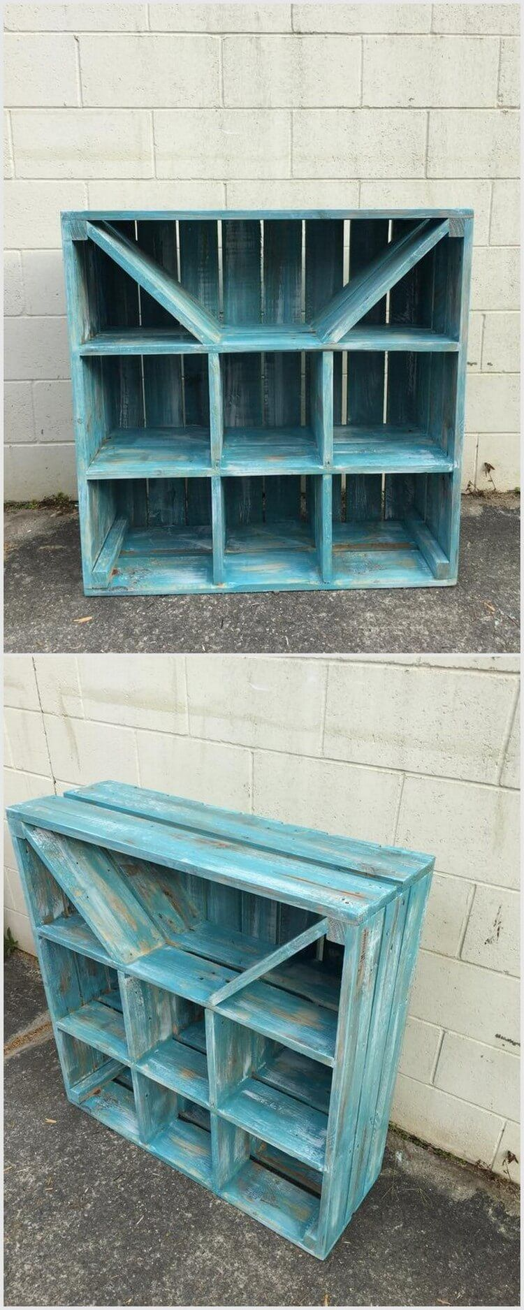 15 Amazing Wood Pallet Projects for This Summer | Madera, Muebles ...