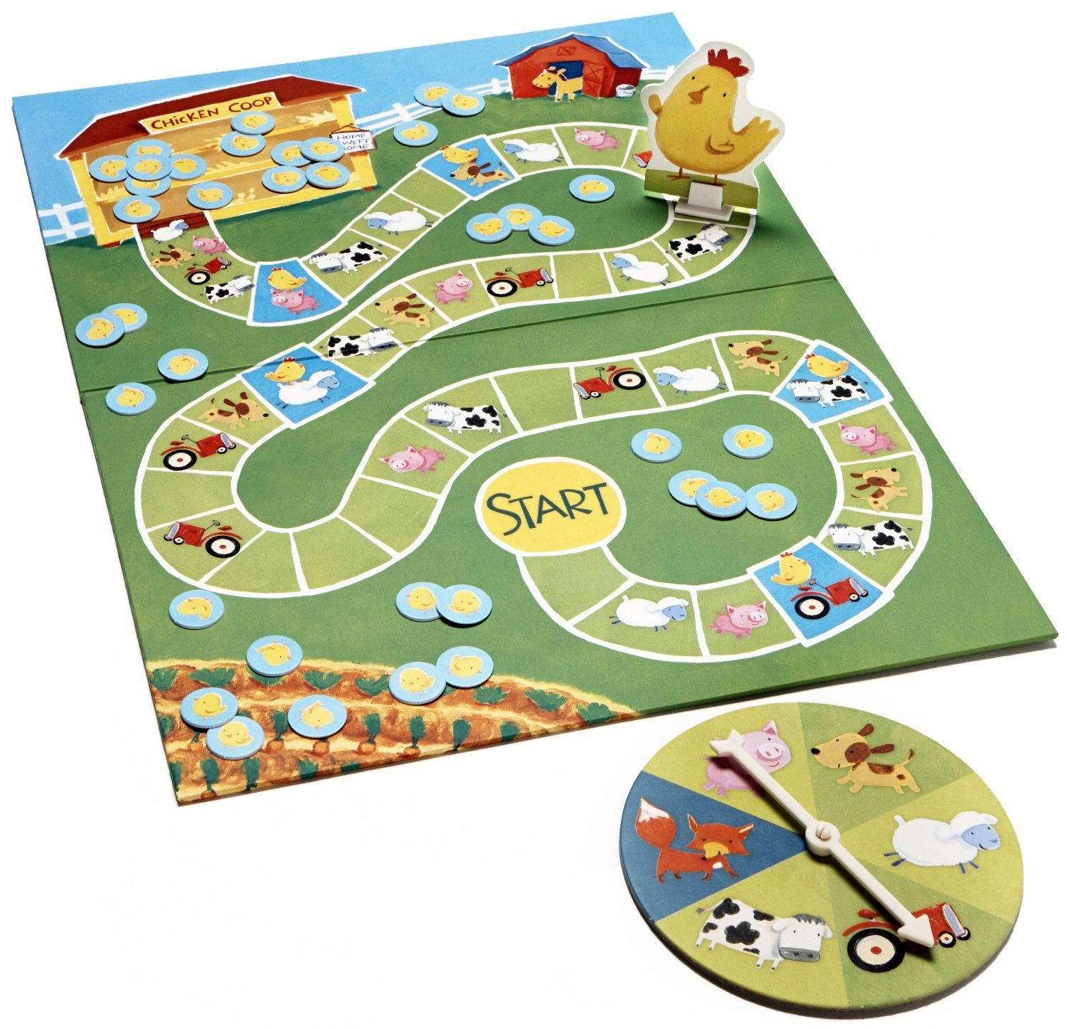 10 Great Board Games for 3 Year Olds Gifts for 3 year