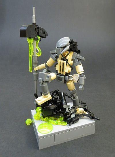 Alien vs. Predator...