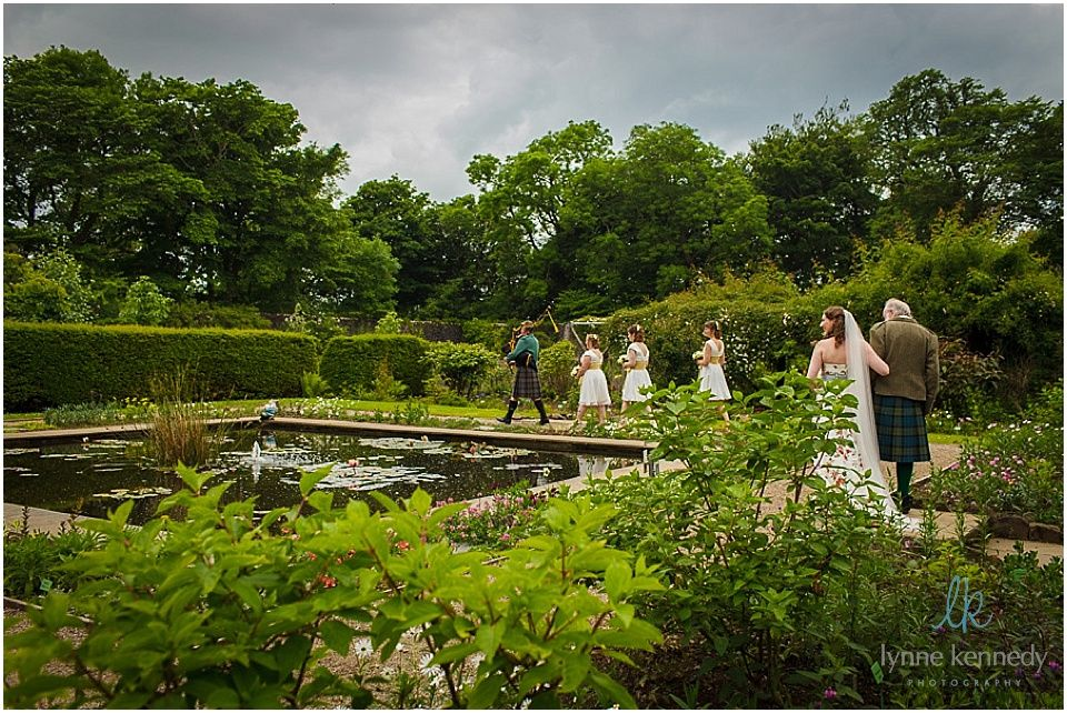 Dunvegan Castle Wedding | Elena and Eugene