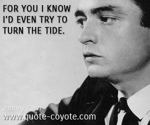 Quote Coyote Album Small Johnny Cash Music Quotes