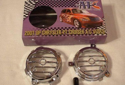 01 02 03 04 05 Pt Cruiser Chrome A C Vents Vent Cover Dash Trim By Apc Http Www Amazon Com Dp B001rqrbxk Chrysler Pt Cruiser Pt Cruiser Accessories Cruisers