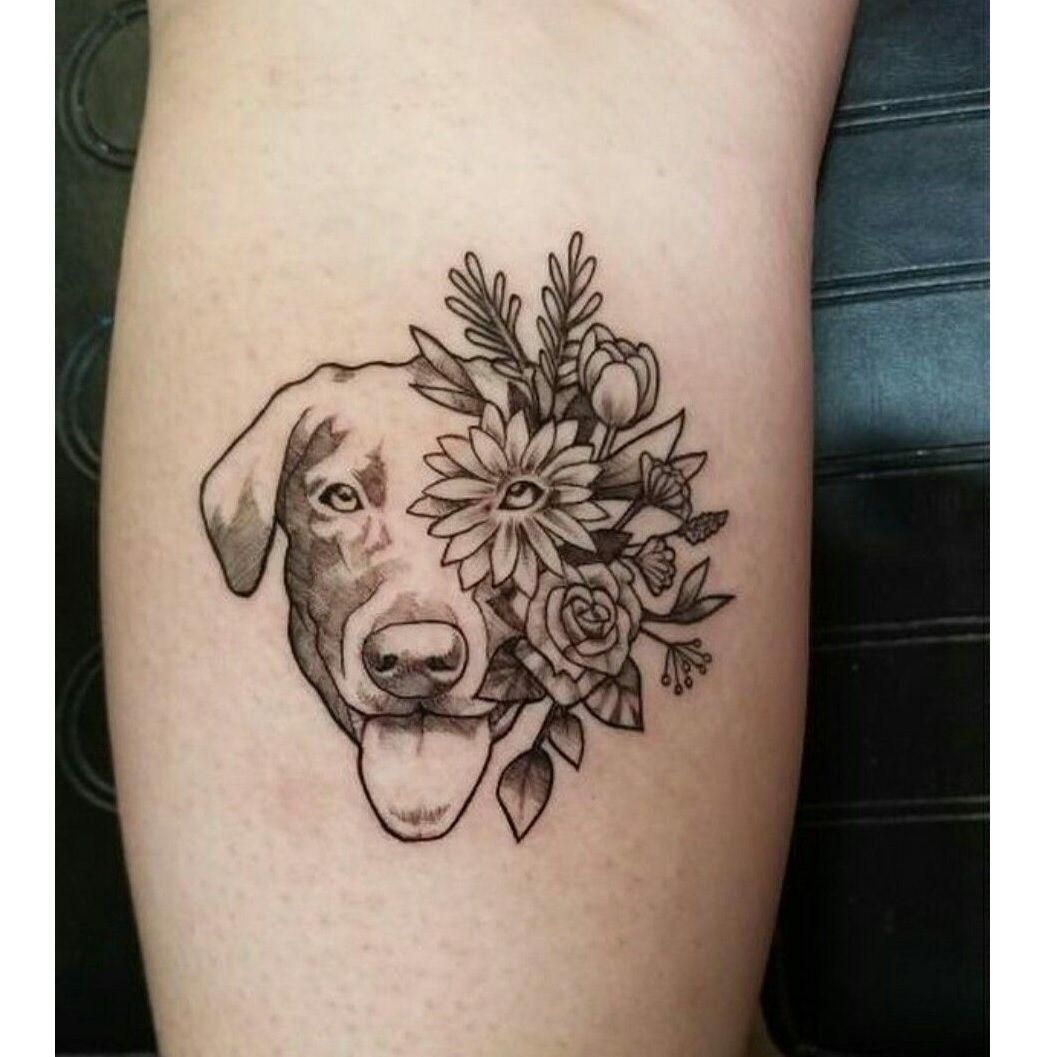 , 29 Labrador Retriever Tattoo Ideas and Designs – For Men And Women (2020), My Tattoo Blog 2020, My Tattoo Blog 2020