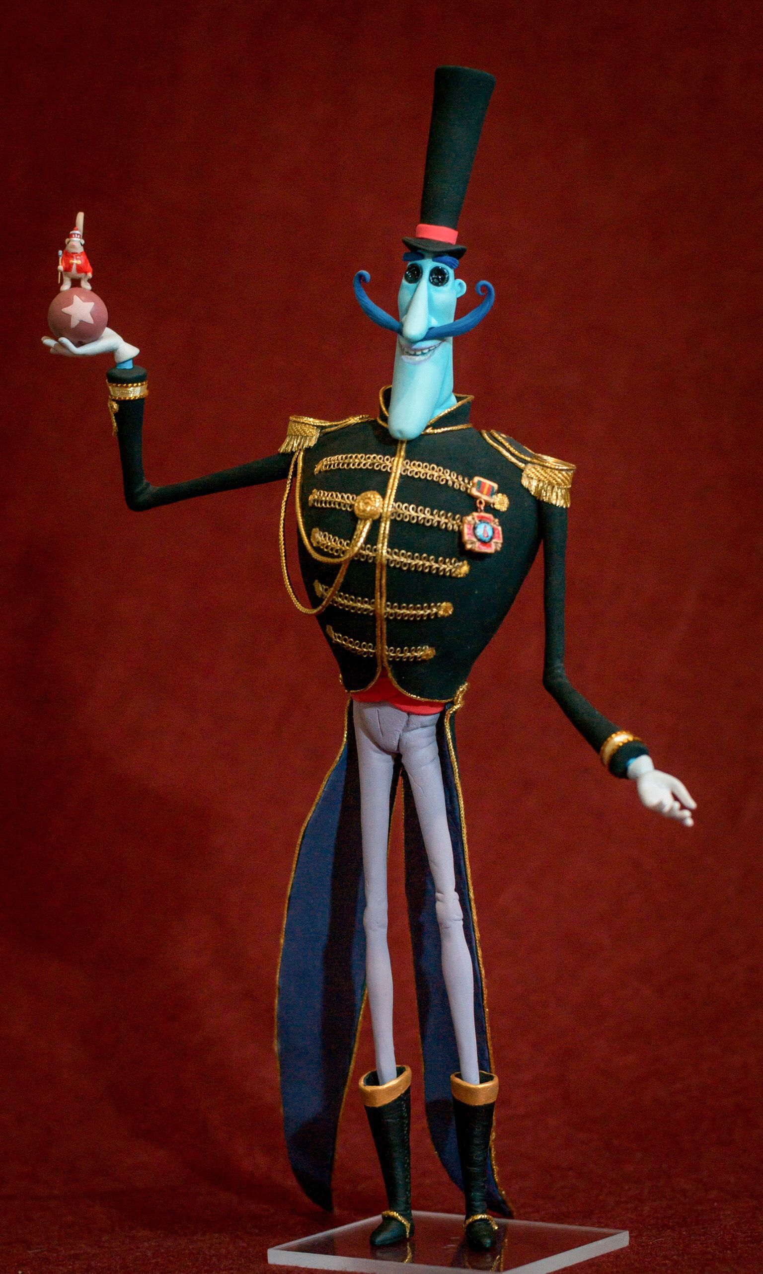 Mr Bobinsky Coraline Coraline Movie Coraline Coraline Characters