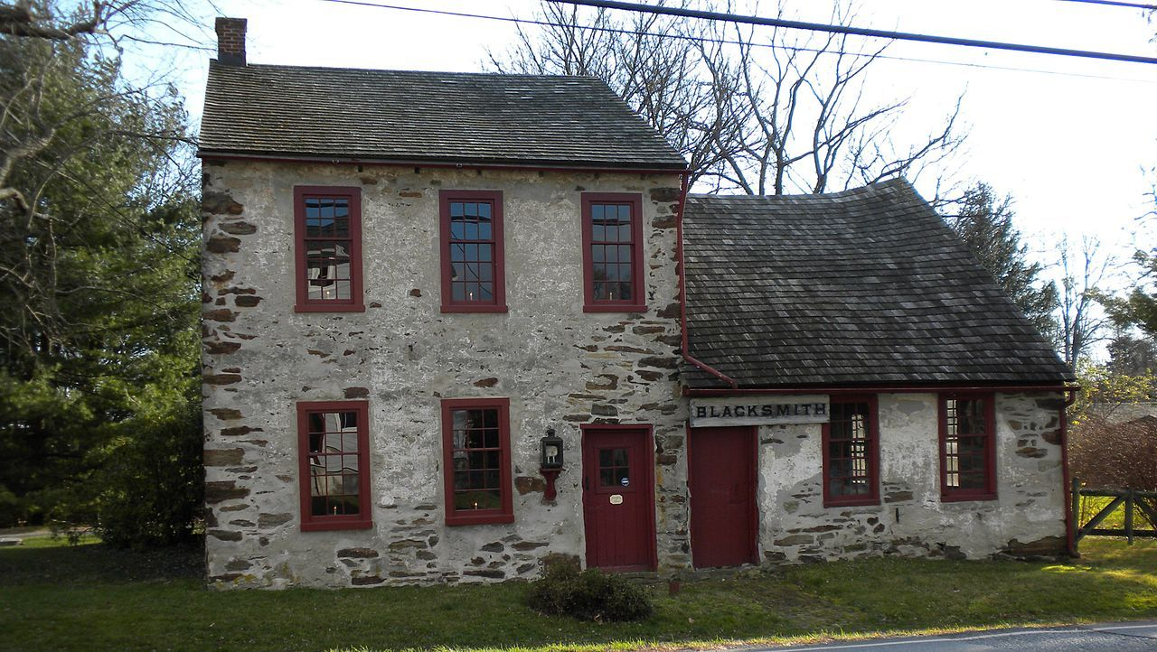 Marshallton Historic District In Southern Chester County
