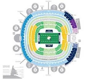Chargers Virtual Seating Chart Bing Images Qualcomm Stadium Stadium Seating Charts
