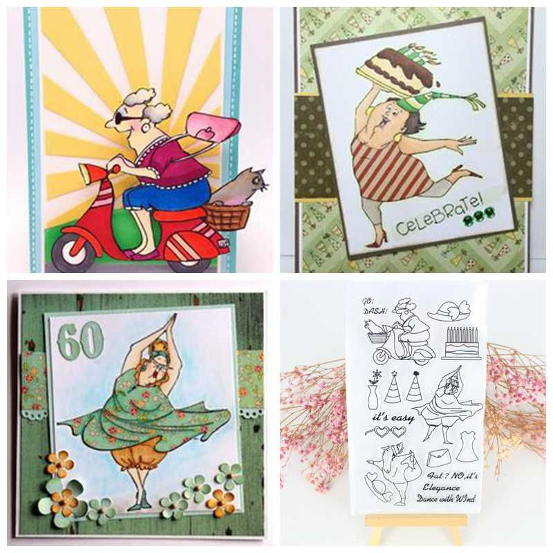 cheap stamps buy directly from china suppliers fat lady dancing