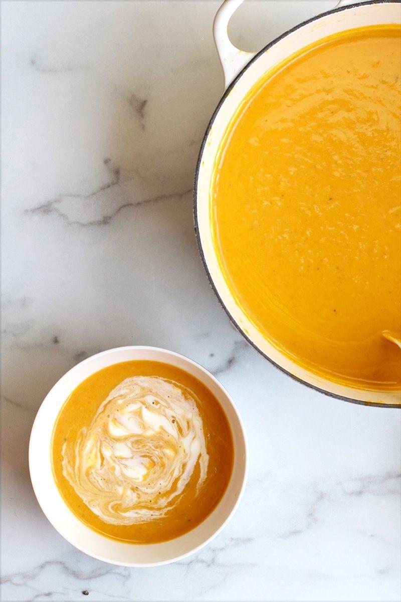 Rainbow Delicious Recipe Index Rainbow Delicious Recipe Butternut Squash Soup Butternut Squash Cubes Squash Soup