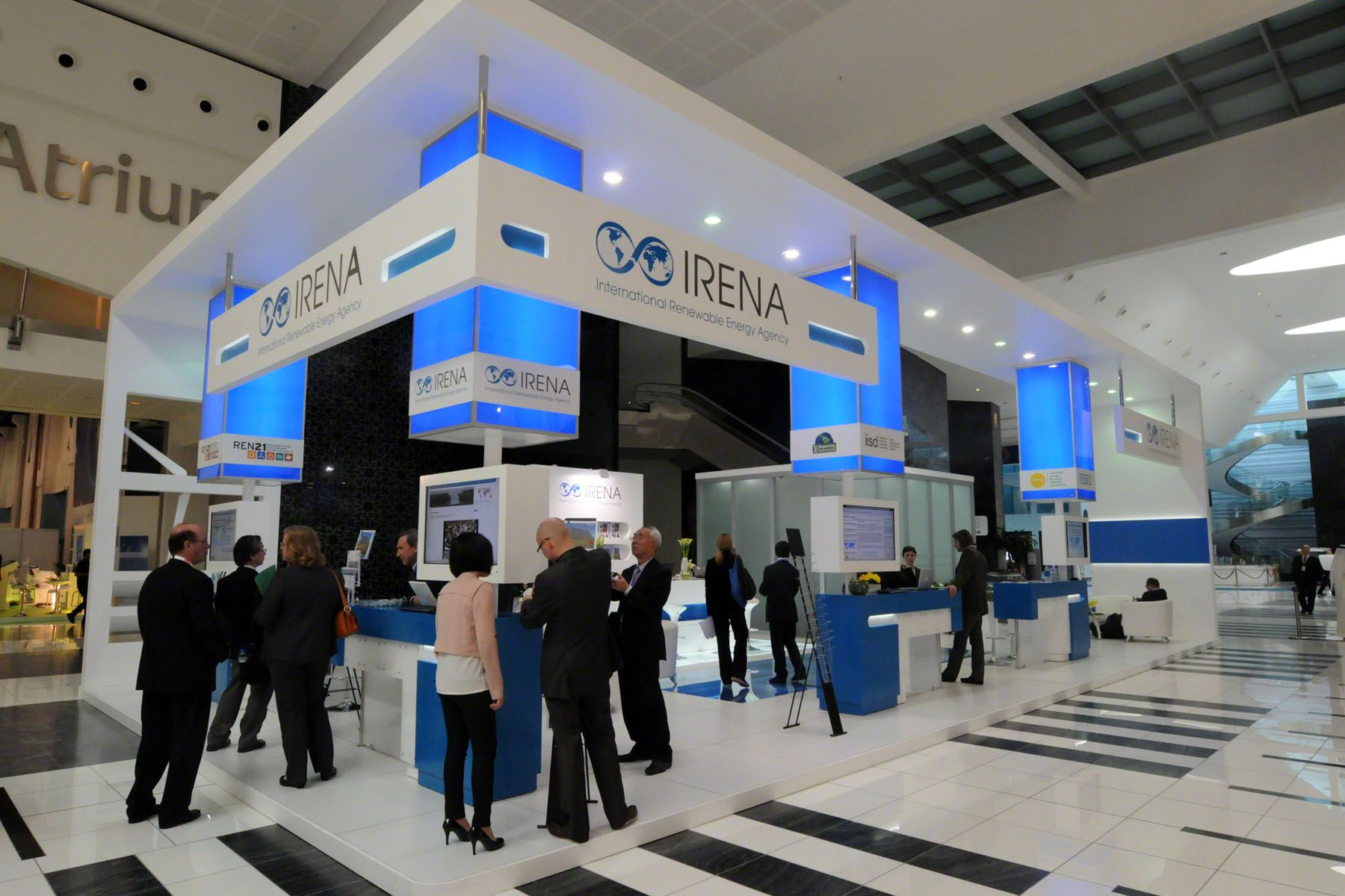 Exhibition Booth Rental Abu Dhabi : Spanish booth google search pavilion exhibition