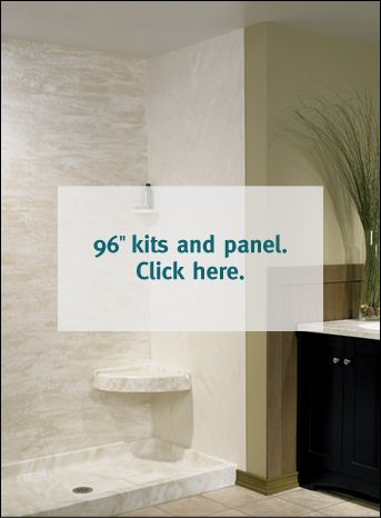 Swanstone Swantile Shower Wall Kit With Images Shower Wall