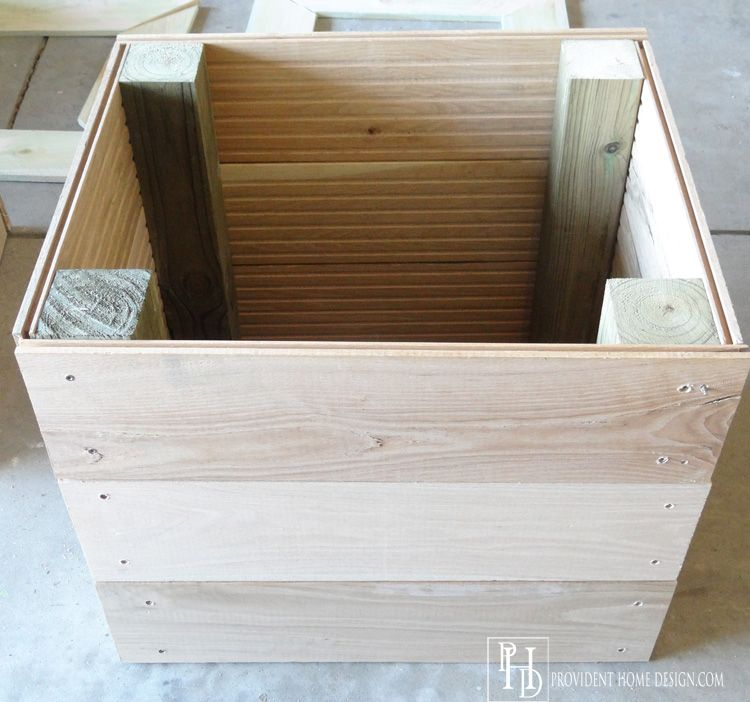 Diy Large Wooden Planters Large Wooden Planters Wooden 400 x 300