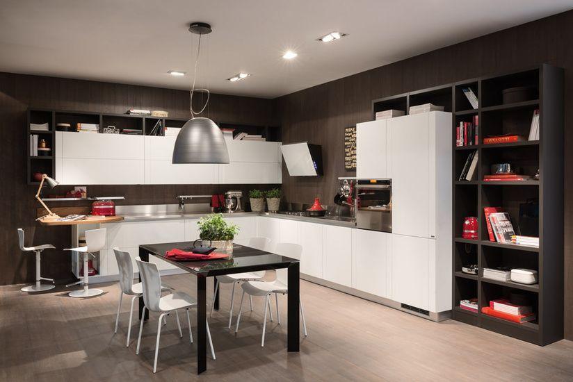 Scavolini: le 5 cucine più belle del 2014 - Design news - GraziaCasa ...