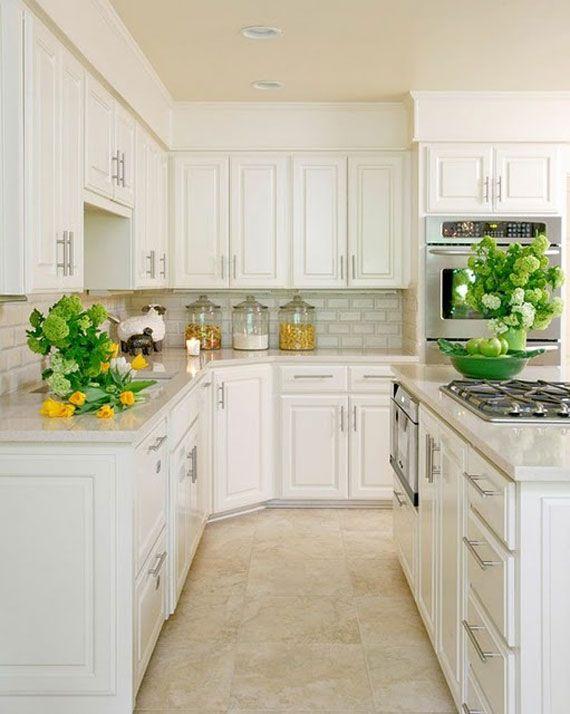 White Kitchen Design Ideas To Inspire You - 33 Examples Kitchen