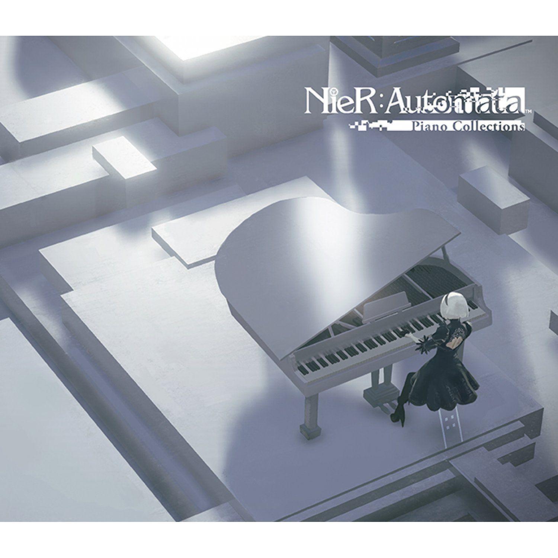 Piano Collections NieRAutomata in 2020 Nier automata