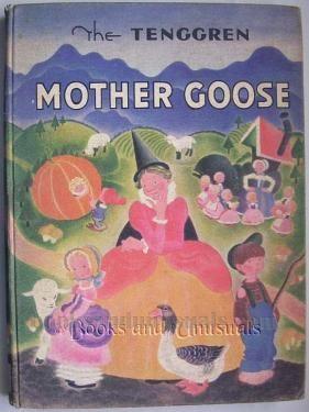 1940 Tenggren Mother Goose