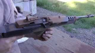Ruger Mini 14 Lube Test | Ruger Mini 14 Review #SurvivalLife www.survivallife.com