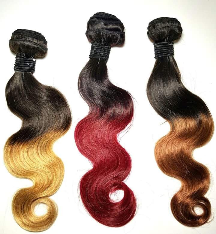 Hair Coloring Hairstyle Wig Color Colors Schemes Job Style Tou