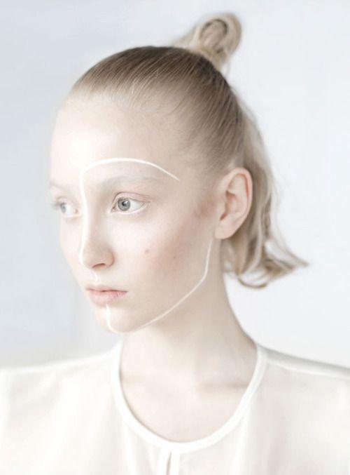 makeup of dream // KASIA BIELSKA