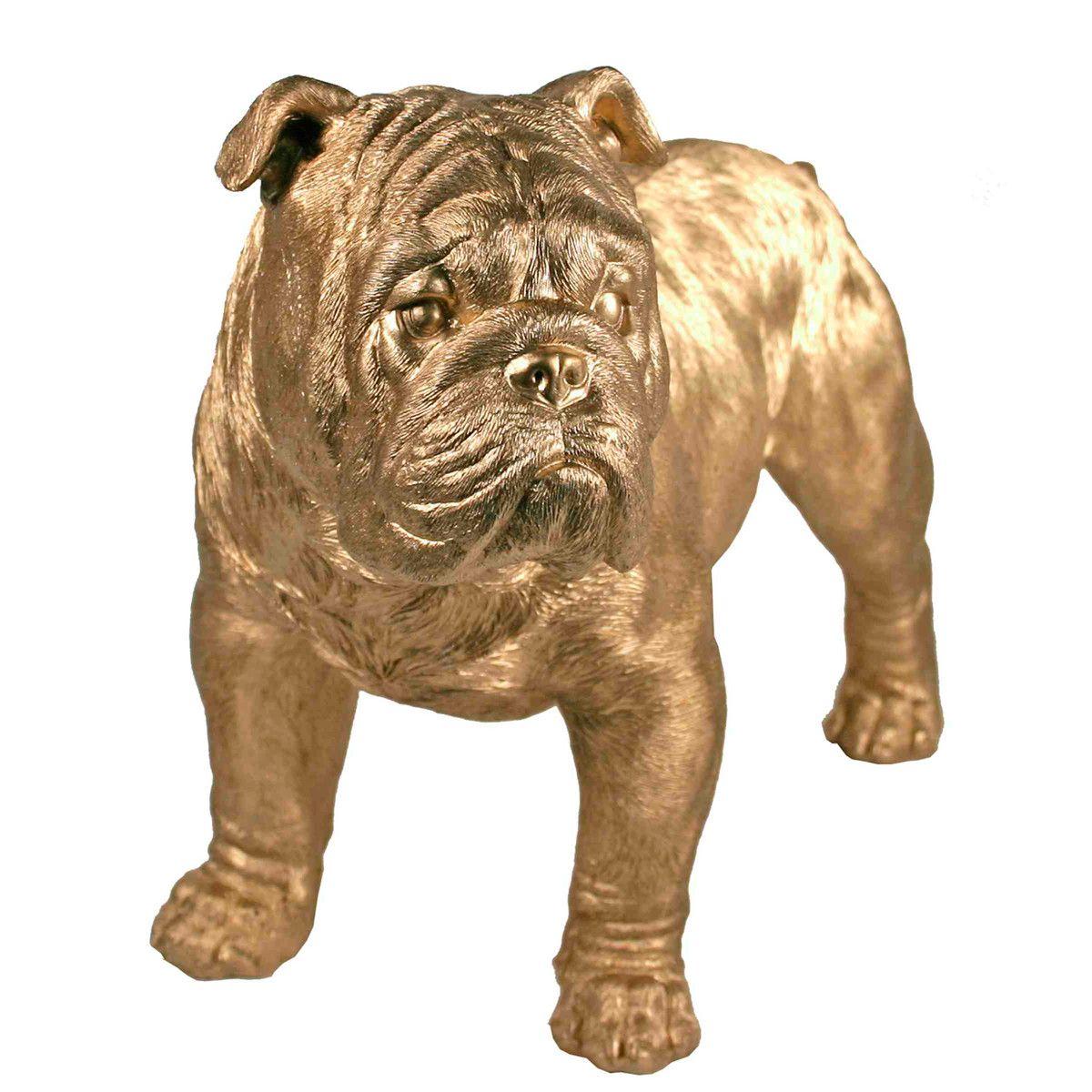 {Bulldog Shelf Decor} Karma Kiss - this is one seeriously cool lookin' bulldog