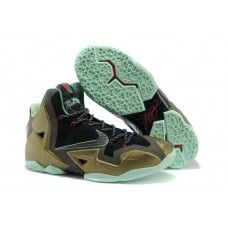 Nike Zoom Lebron XI 11 Mens Shoes Army Green