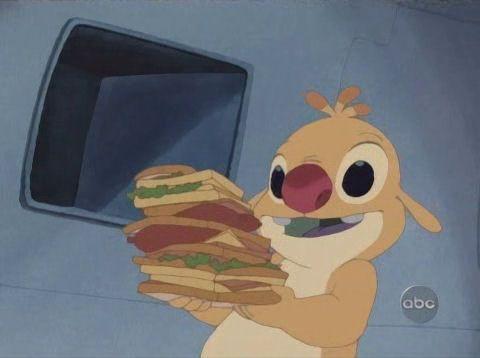 Experiment 625 Reuben Lilo And Stitch Experiments Movie Disney Magic