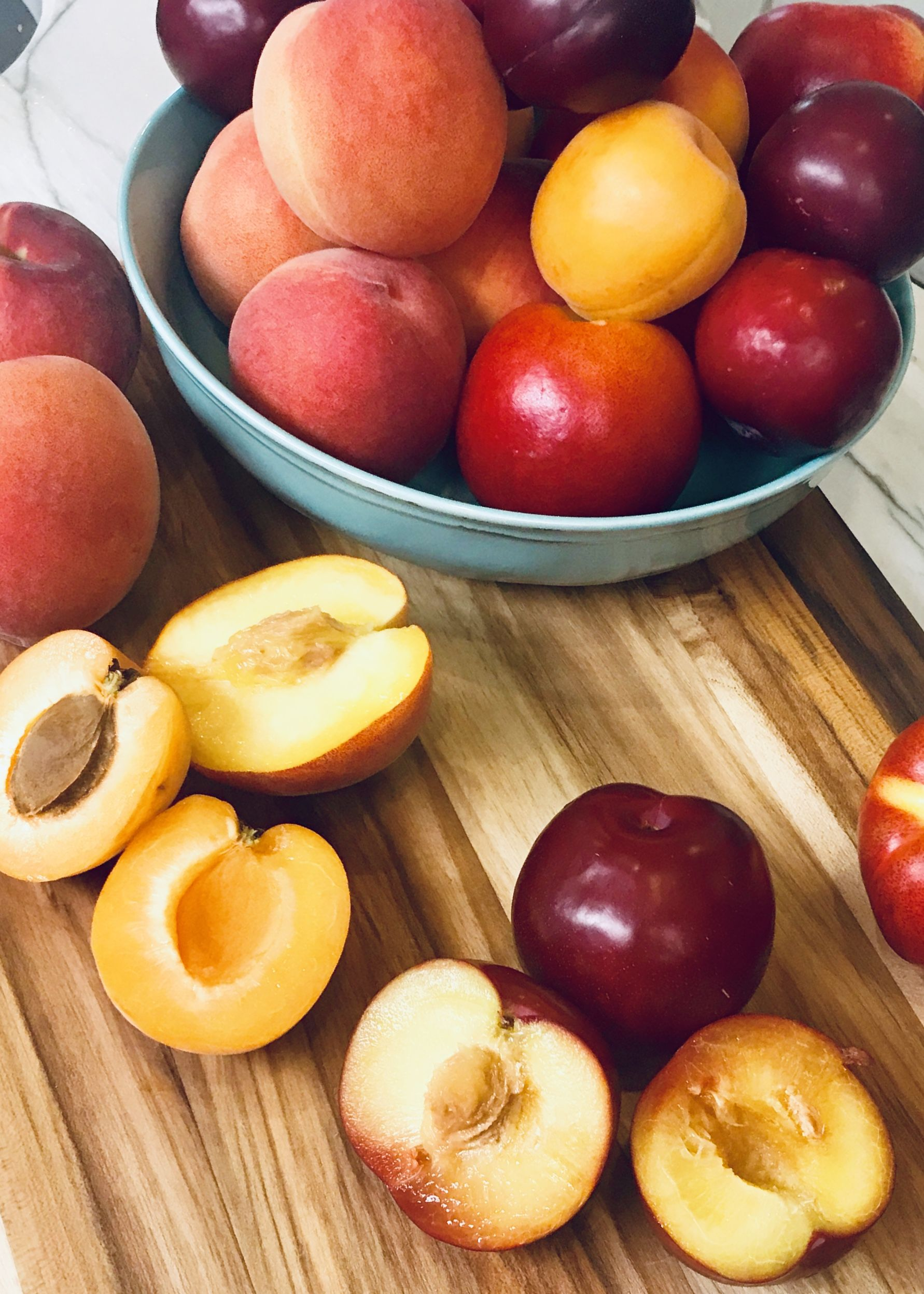 How To Store Summer Fruits Plums Peaches Nectarines Apricots Plums And Peaches Farm Fresh Recipes Delicious Fruit