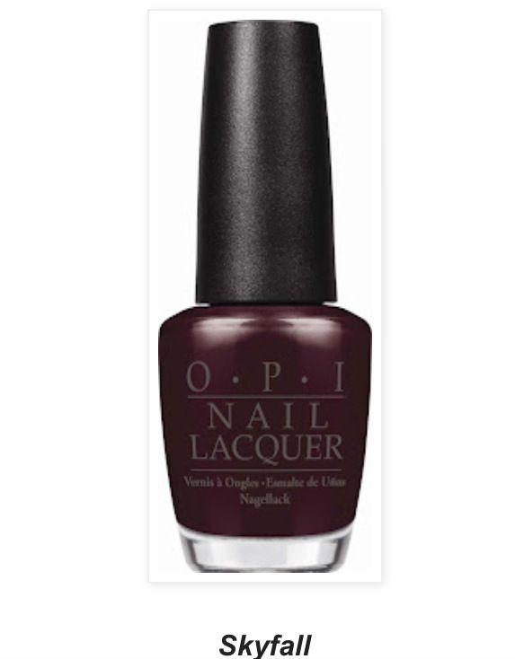 James Bond nail polish. Beautiful color!   Nails101   Pinterest ...