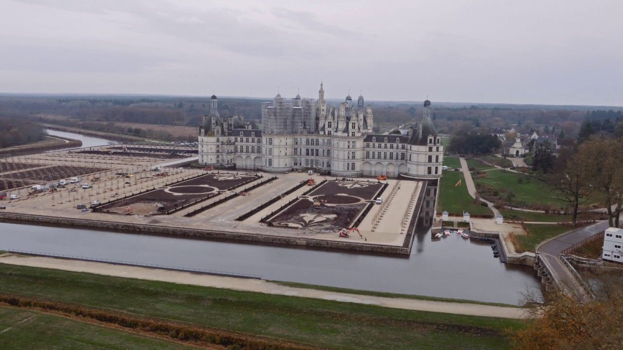 Love That Formal Garden Chambord Palace Is A Special Kind Of