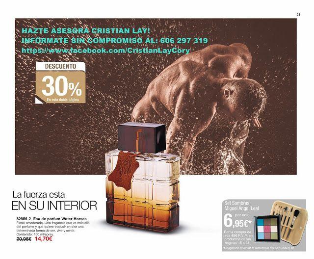 Cory Cristian Lay: Eau de parfum Water Horses