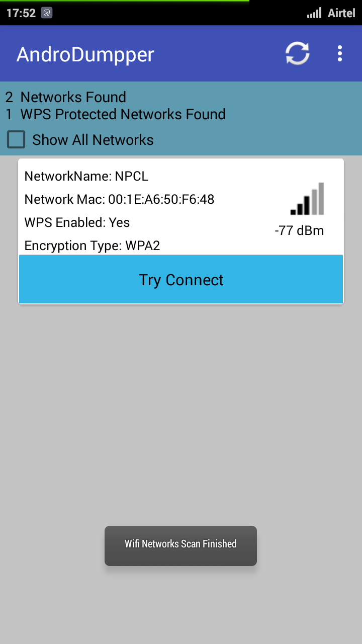 How to hack wifi password using Android Phone without Root ...