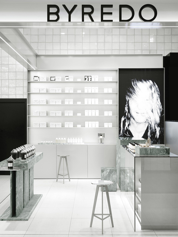 Byredo hlens stockholm christian haller d design for Nordic design shop