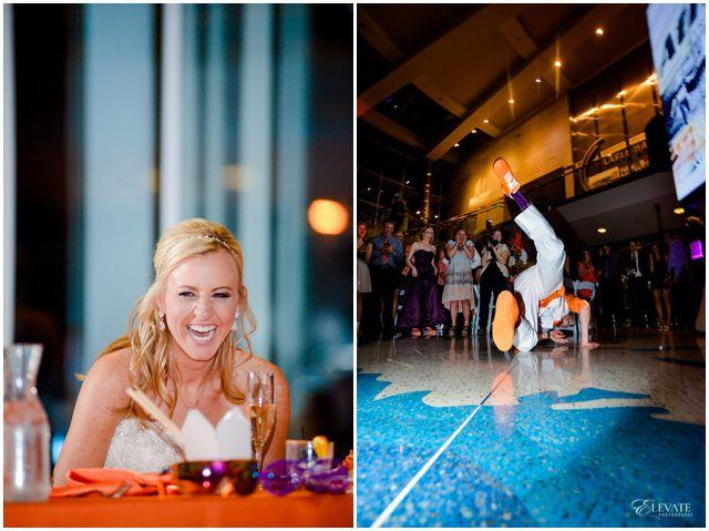 soccer-orange-purple-denver-wedding_0062 #DU #soccer #Wedding #elevatephotography #orange #purple #denverwedding #coloradowedding #weddingphotographer #weddingphotography #cablecenter