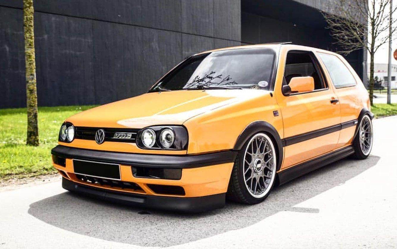 Vw Golf Mk3 Vr6 Vwgolfmk1 Golf Mk3 Vw Golf Cabrio Vw Golf