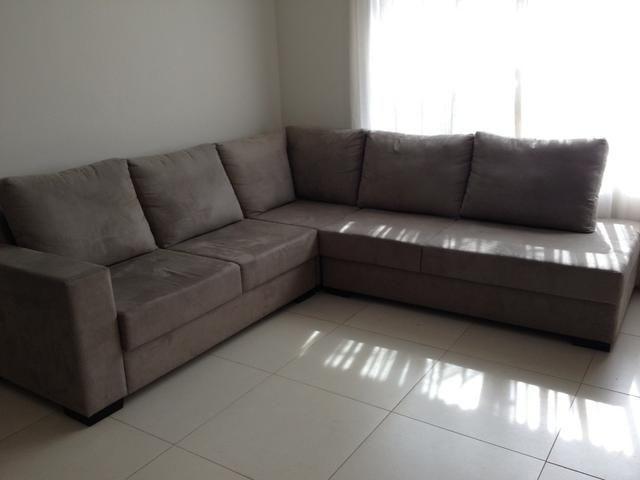 L Shaped Diwan Sofa Set