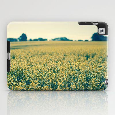 Beyond The Flowers  iPad Case by secretgardenphotography [Nicola] - $60.00