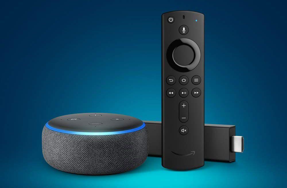 Deal Alert Fire TV Stick 4K & Echo Dot bundle at Amazon