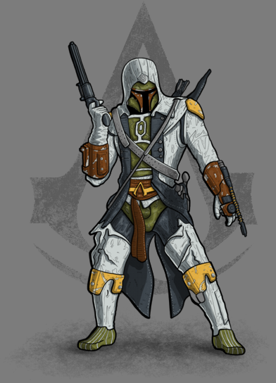 Boba Fett / Assassin's Creed