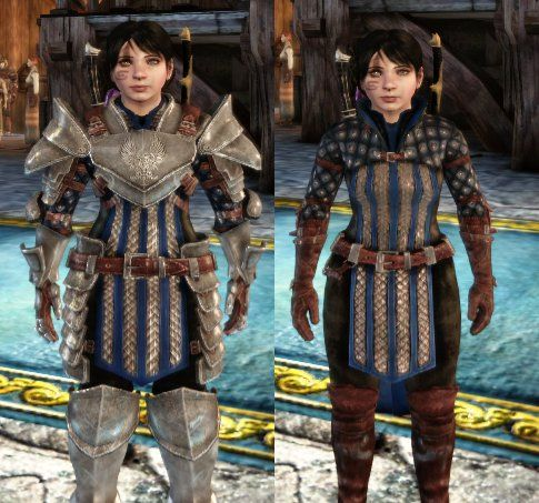Women Fighters In Reasonable Armor Dragon Age Origins Dragon Age Characters Dragon Age Inquisition Was supposed to make it with head piece in one set but i will finish it later. women fighters in reasonable armor