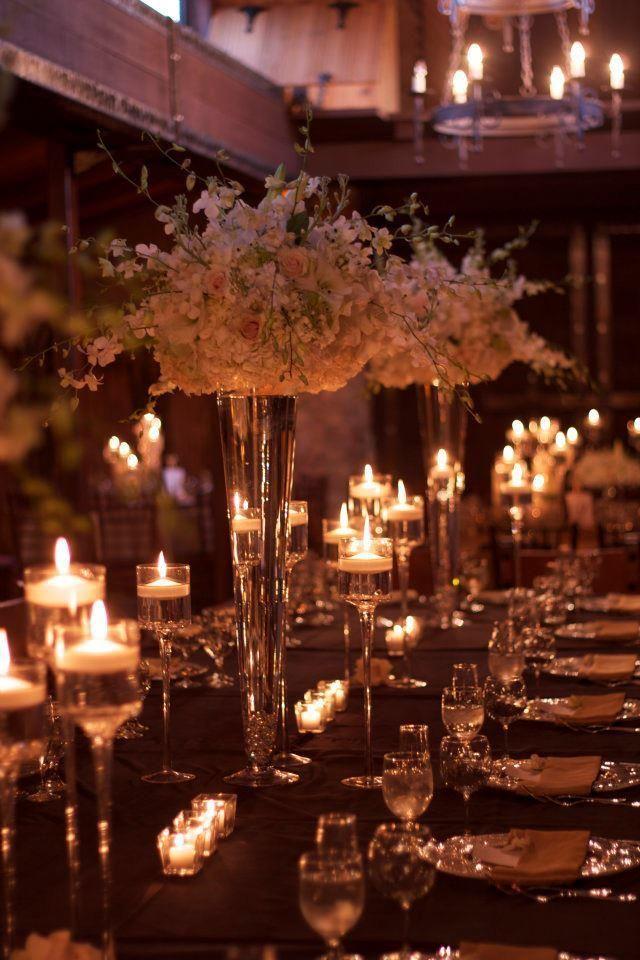 Candlelight Wedding Ideas Love Candle Lighting