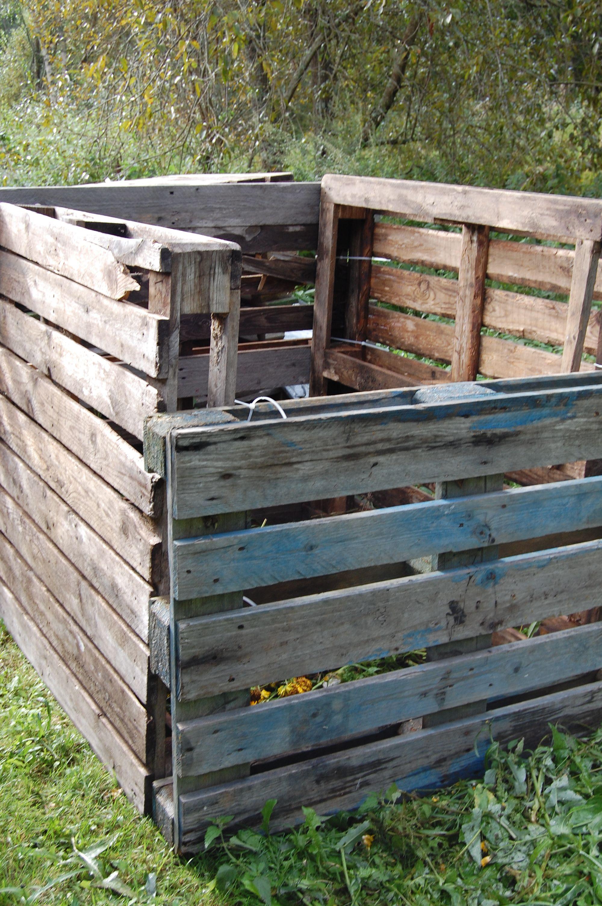 Trukkilavoista komposti ihan omat pinterest - Bain de soleil en palette ...