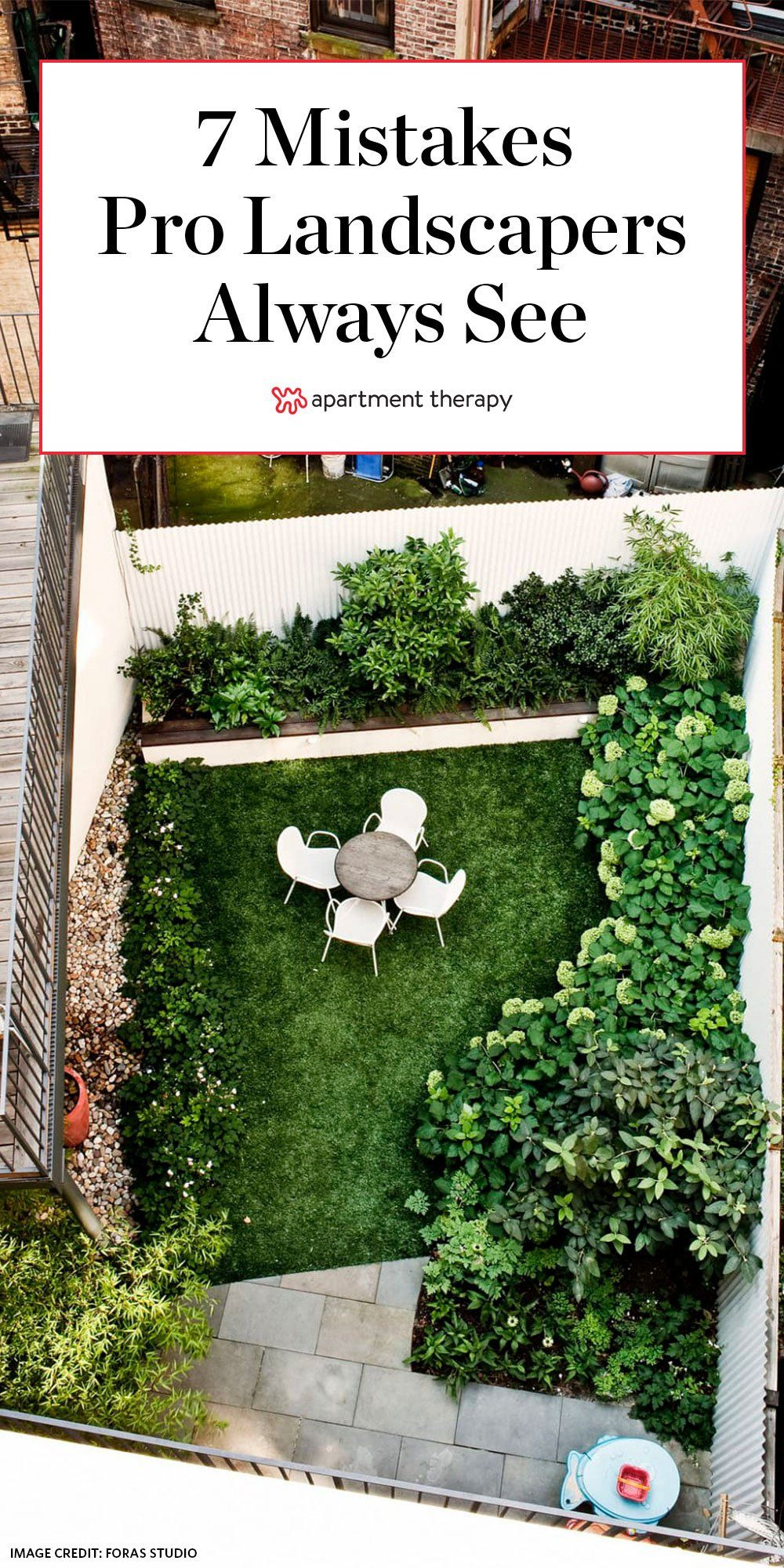 7 Landscaping Mistakes Professional Landscapers See All The Time In 2020 Garden Inspiration Outdoor Plants Landscape