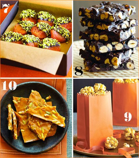 Adult halloween treats