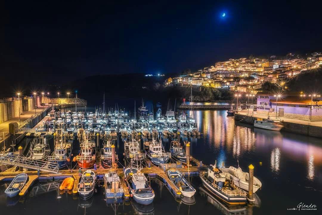 Lastres Asturias España